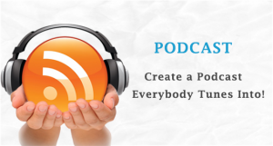 Tips to make a good podcast great! Own your domain and RSS feed.